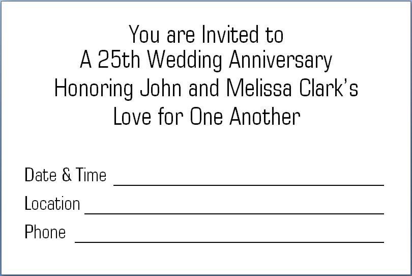 4 -fold Invitation Templates