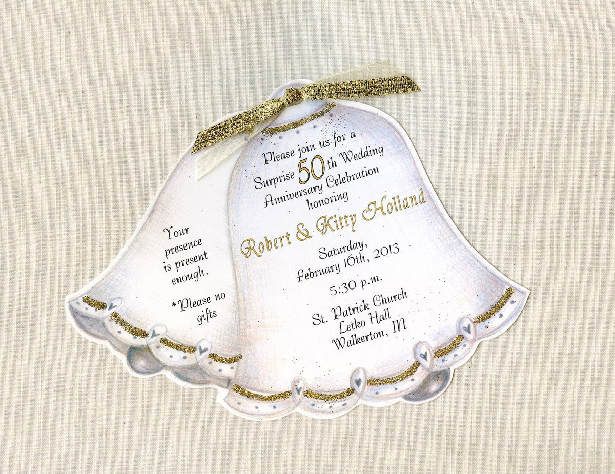 50 Party Invitation Wording