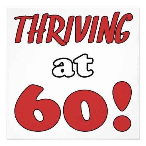 60th Birthday Invitations For Women