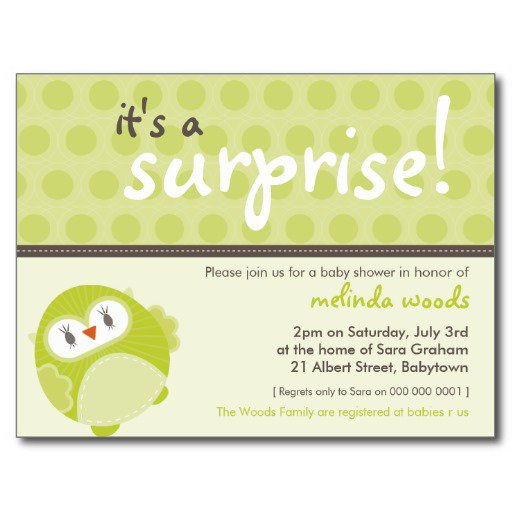 Adoption Party Invitation Samples