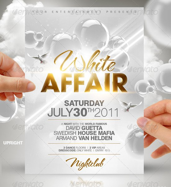 white party invitation templates, Party invitations
