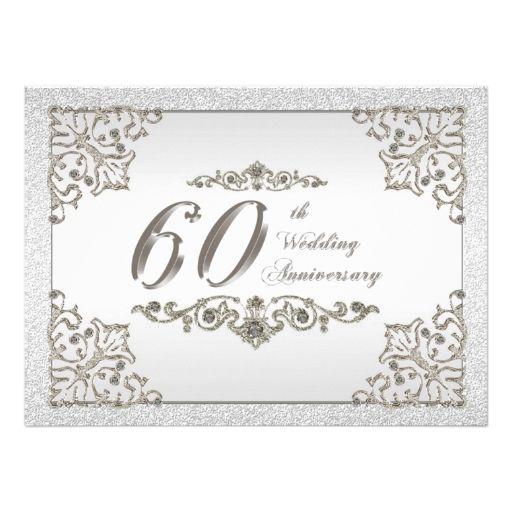 Anniversary Invitation Cards