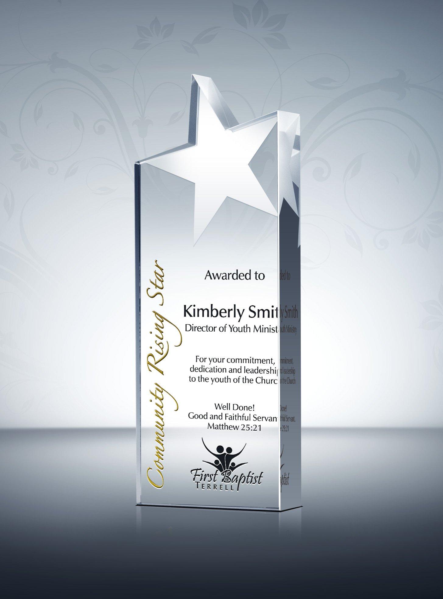Award Recognition Invitation Wording