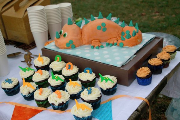 Baby Dinosaur Party Decorations