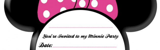 ... Doc Minnie Mouse Birthday Invitations Printable Minnie Mouse U2013 Free  Minnie Mouse Birthday Invitations Printable ...
