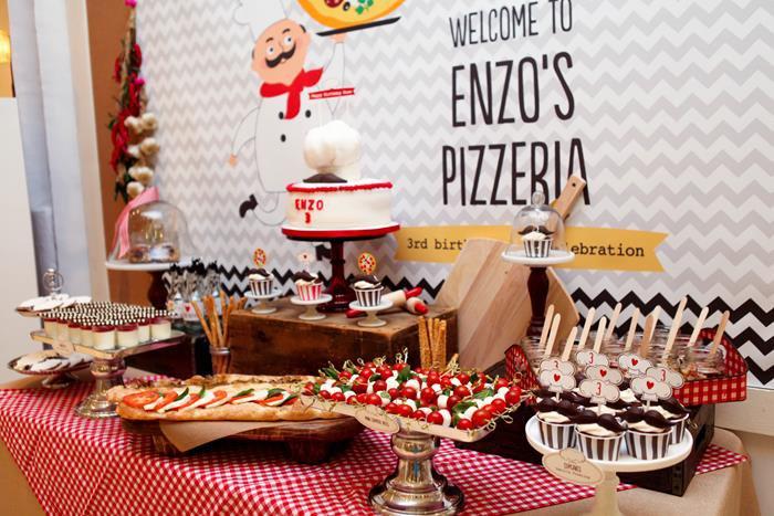 Baking Party Invitation Ideas