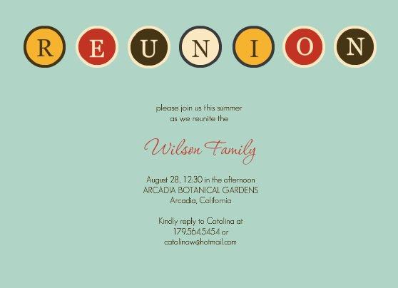 Banquet Invitation Wording Ideas