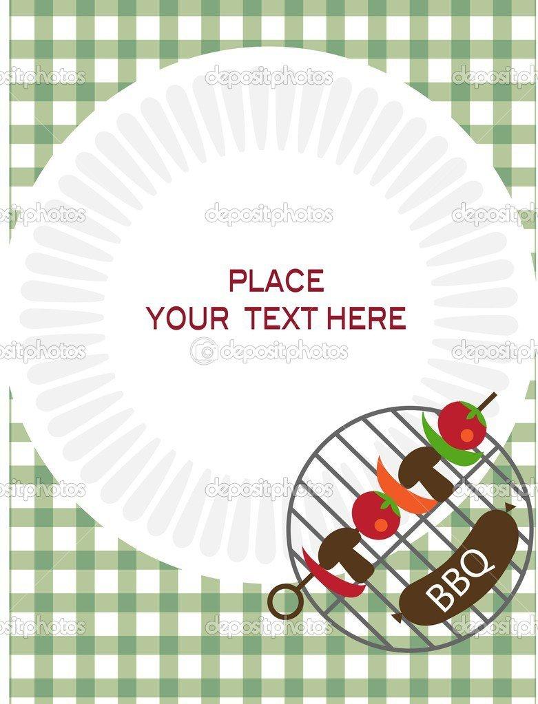 Bbq Invitation Templates Free Download