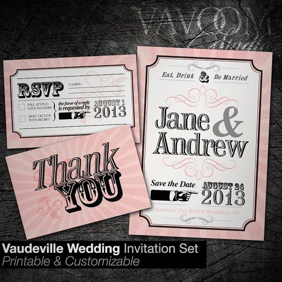 Bff Invitations