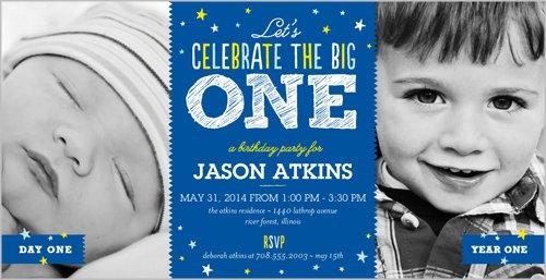 Birthday Invitation 8 Year Old Boy