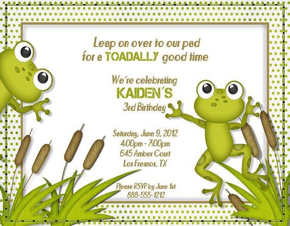 Birthday Invitation Ideas Pinterest