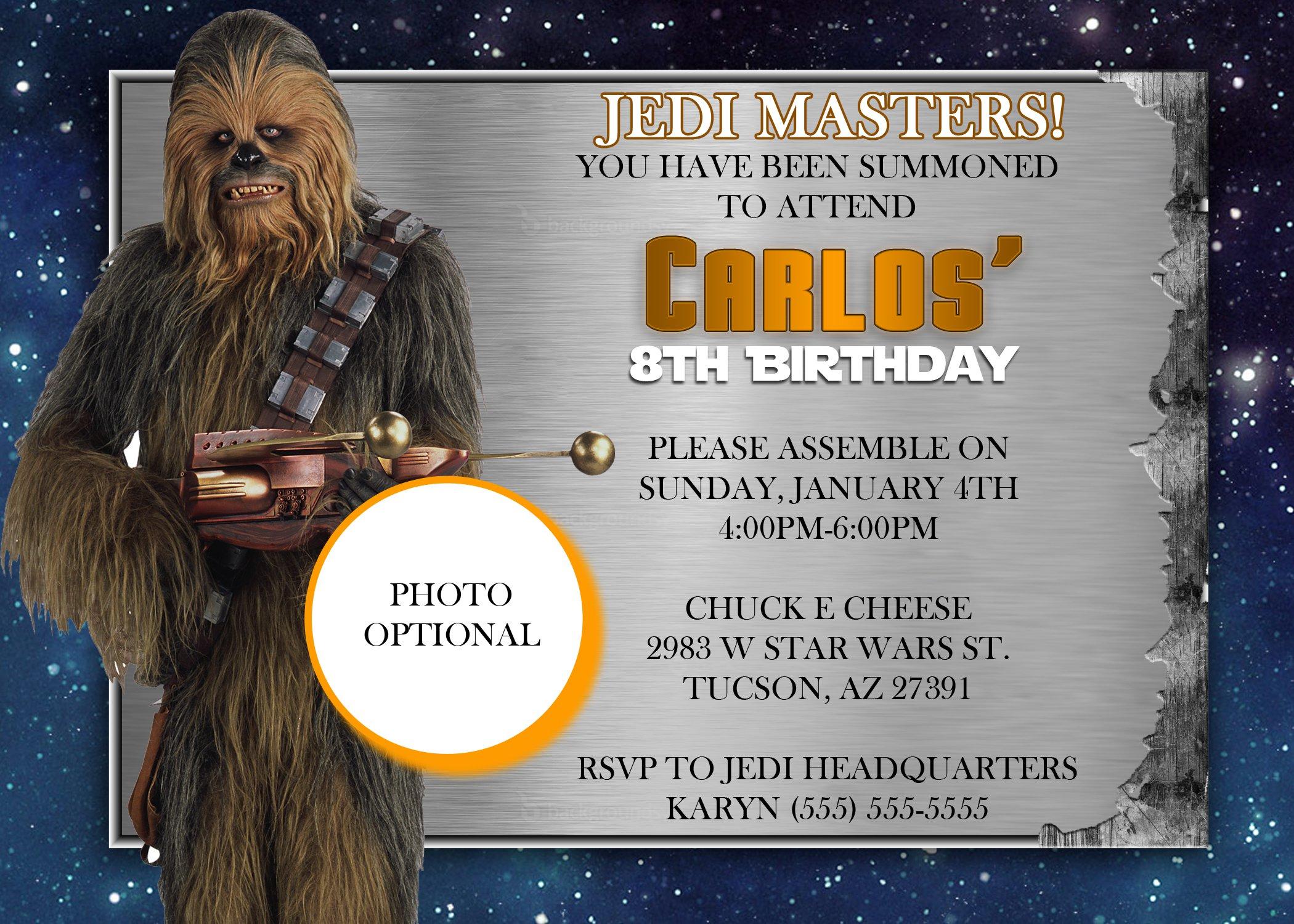 Birthday Invitations 5