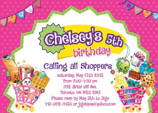 Birthday Invitations Printed At Walgreens