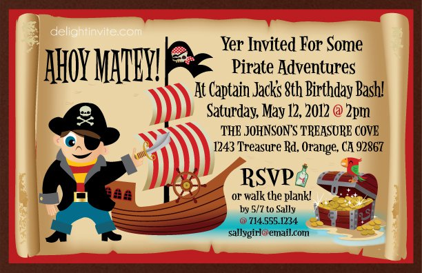 Birthday Party Invitation Funny Quotes