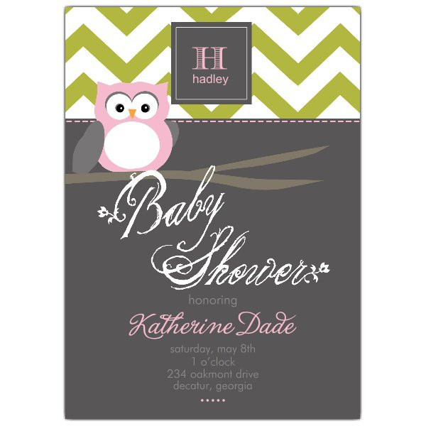 Black And White Baby Shower Invitations Free