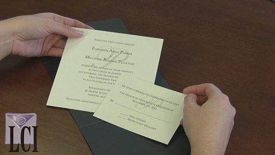 Blank Wedding Invitations And Envelopes
