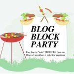 Block Party Invitation Examples