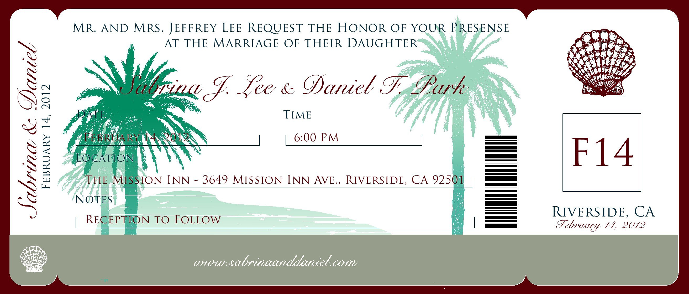 Destination Wedding Invites with nice invitations design
