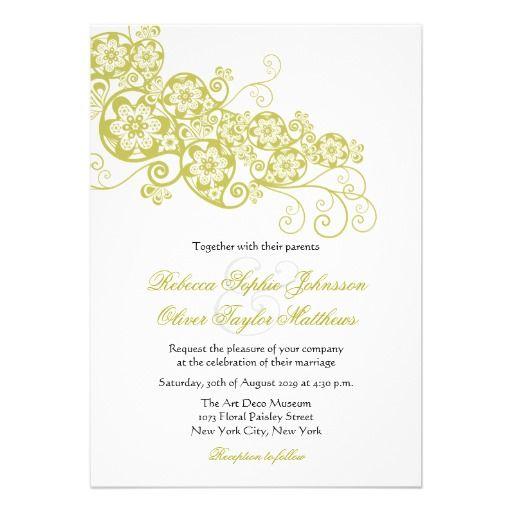 Boho Wedding Invitations Pinterest