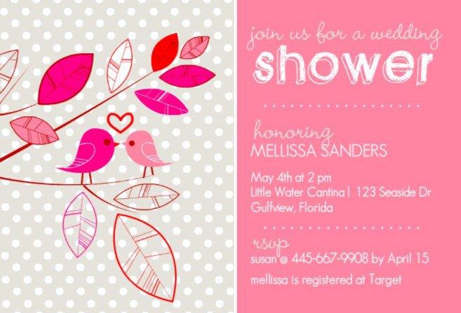 Bridal Shower Invitation Wording Fun