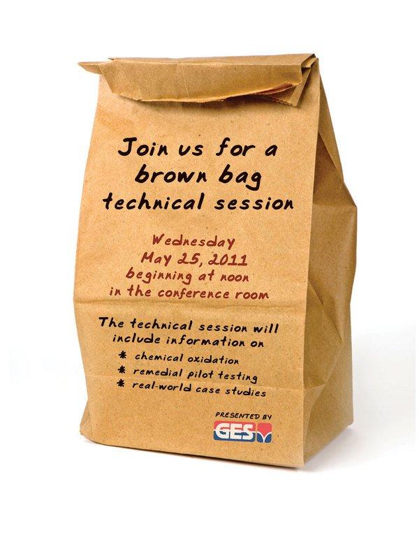 Brown Bag Session Invitation