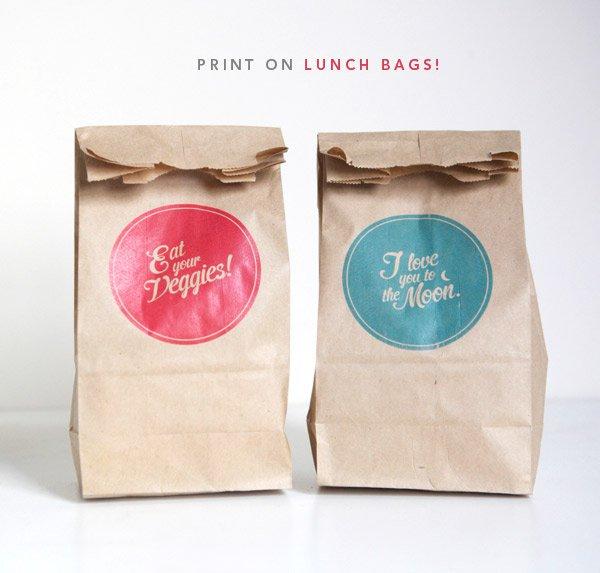 Brown Paper Bag Wedding Invitations