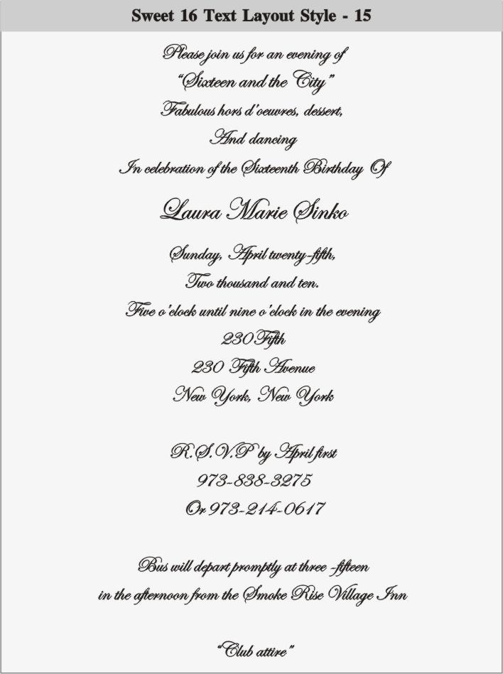 Business Fare Well Party Invitations Wording
