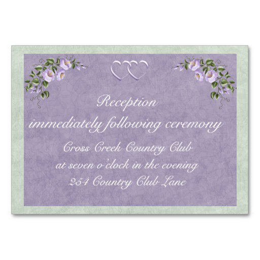 Business Reception Invitation Template