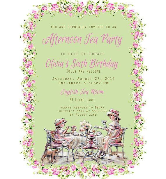 Canvas Painting Party Invitation Wording