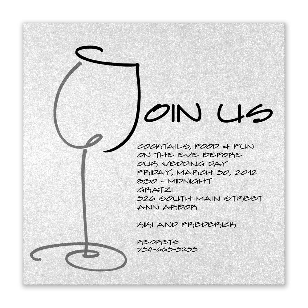 Casual Business Dinner Invitation Wording