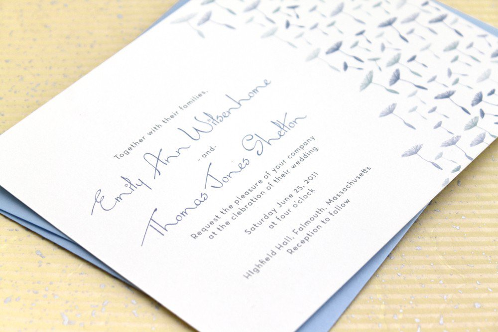 Casual Wedding Invitations Ideas