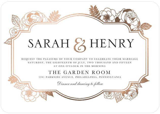 Celebrate Wedding Invitation Wording