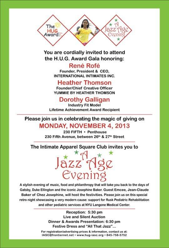 Charity Event Invitations