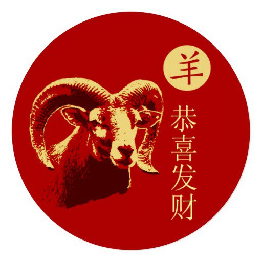 Chinese New Year Invitations 2015