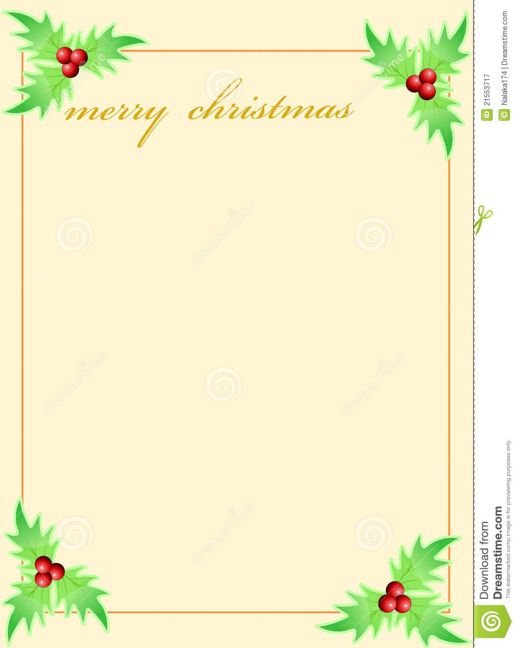 Christmas holiday invitation templates free for Free christmas invitation templates