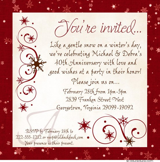 Christmas Luncheon Invitations Sayings