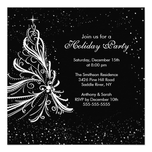 holiday party invitation backgrounds free