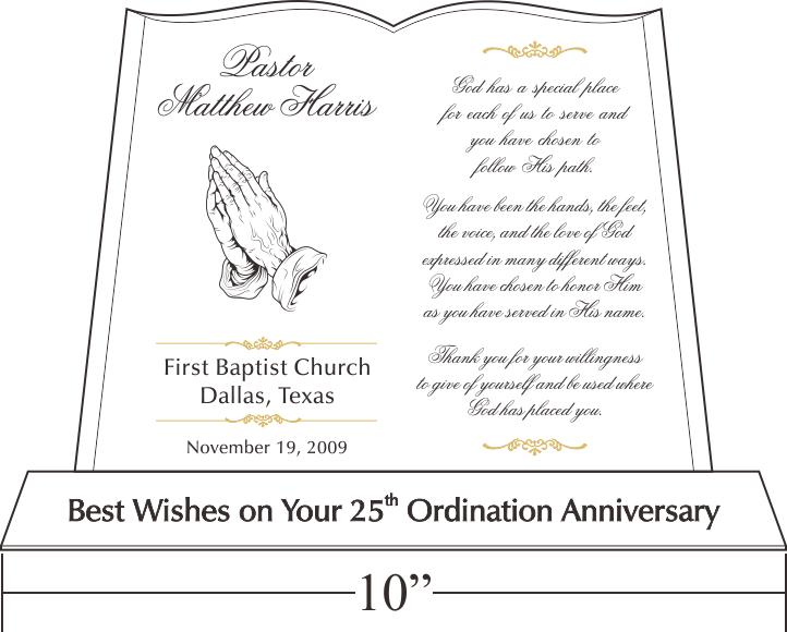 Church Anniversary Invitation Wording