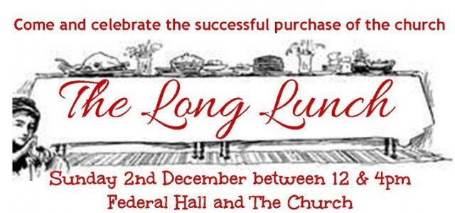 Church Lunch Invitation