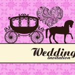 Cinderella Coach Invitations