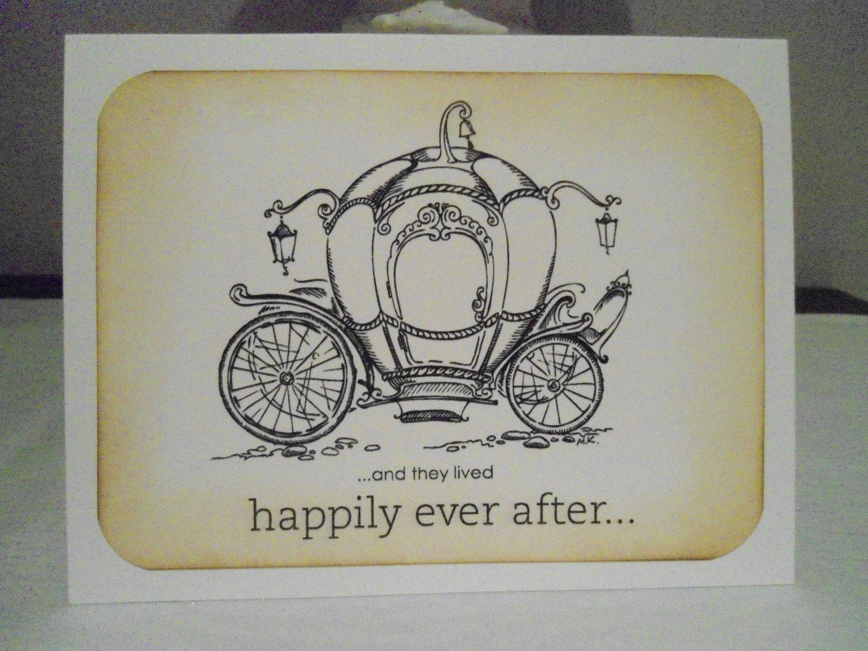Cinderella Wedding Invitations Templates