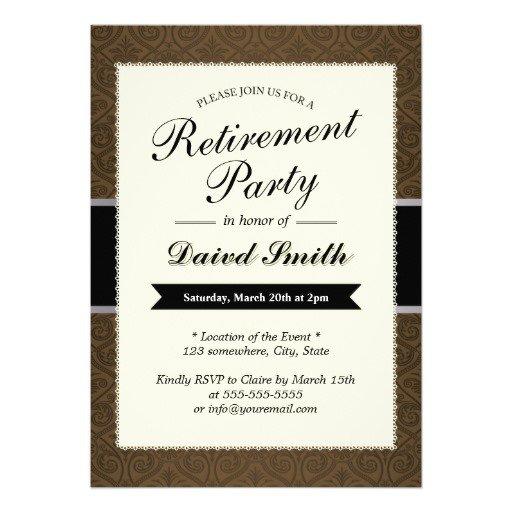 Classy Invitations