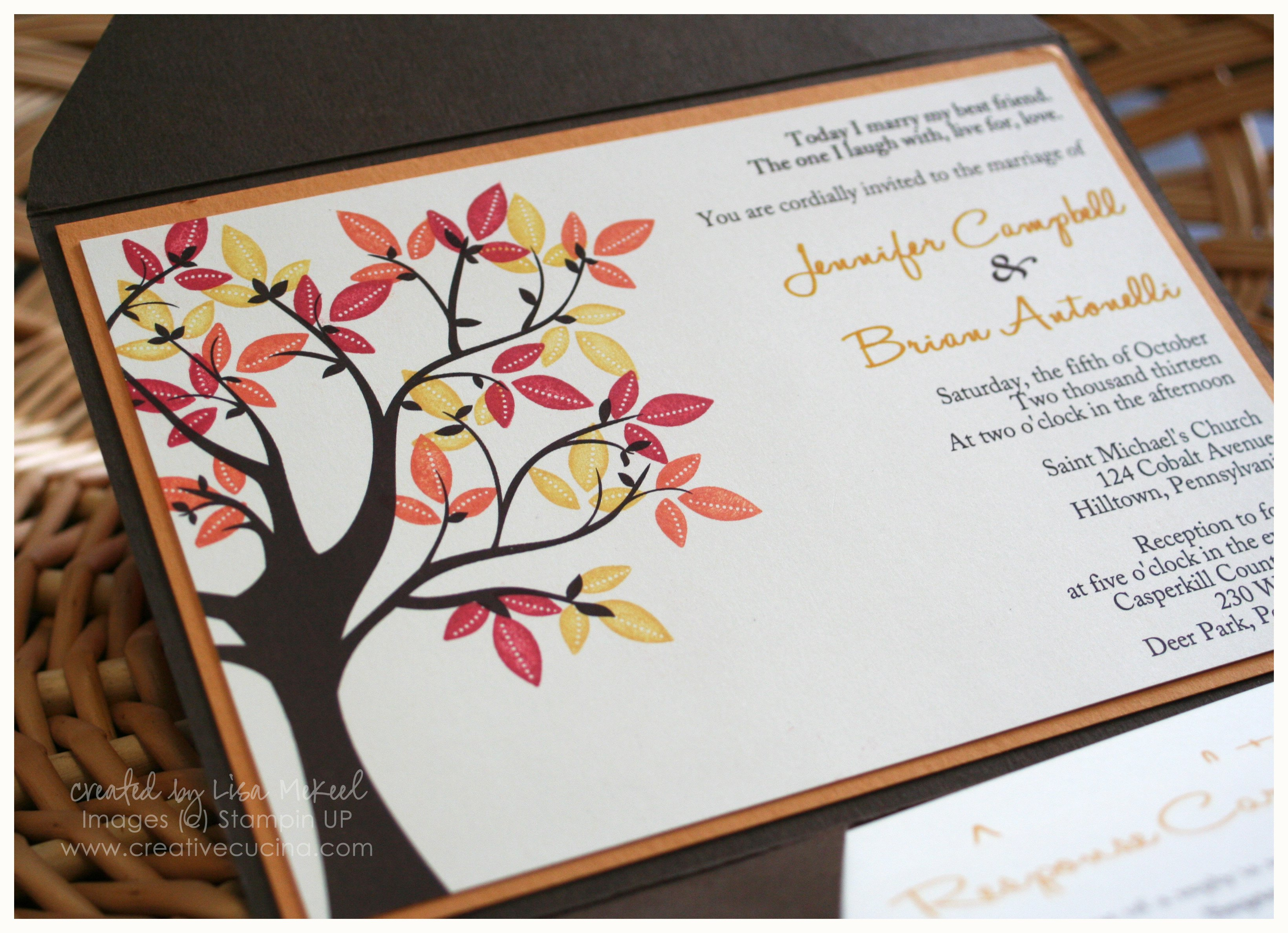 Clear Labels Wedding Invitations