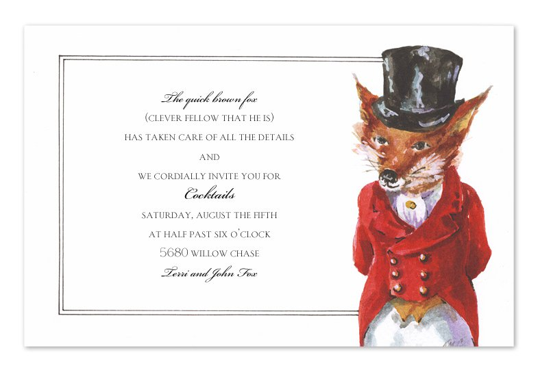 Clever Thanksgiving Invitation Wording