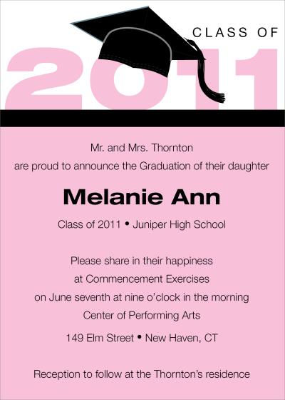 Graduation Invitation Template Free Graduation Invitation Templates