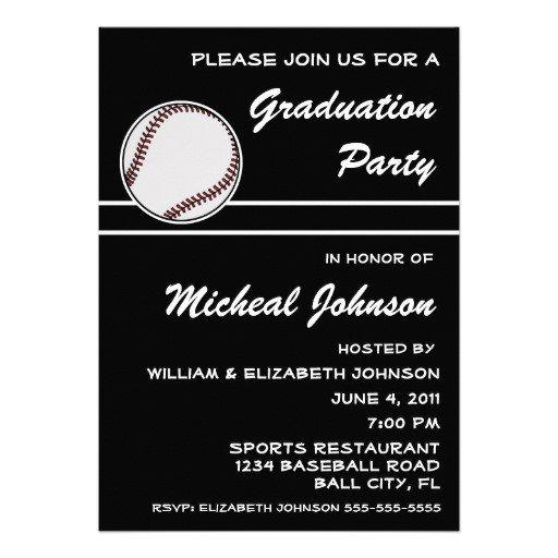 College Graduation Invitations 2014