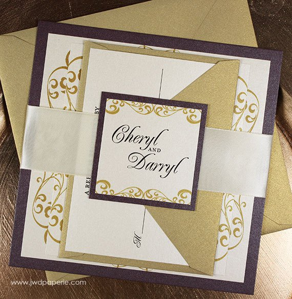 Invitation Packages Wedding: Complete Wedding Invitation Packages