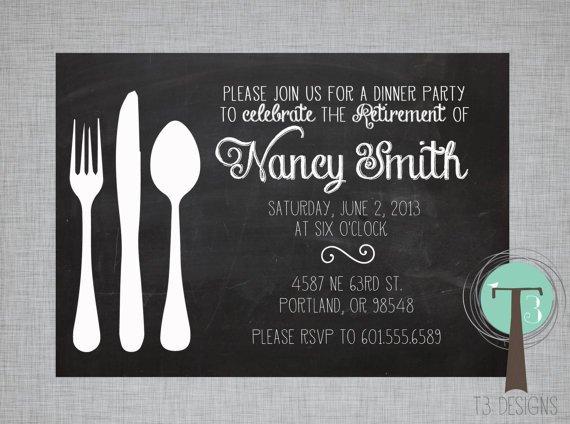 Corporate Lunch Invitation