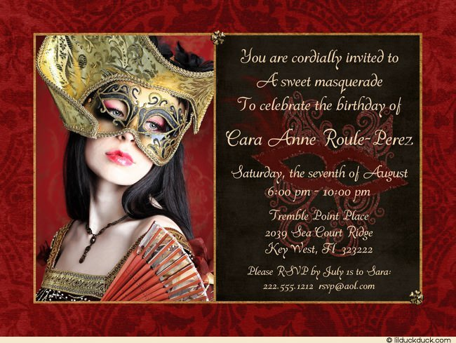 Costume Party Invitation Wording For Adults