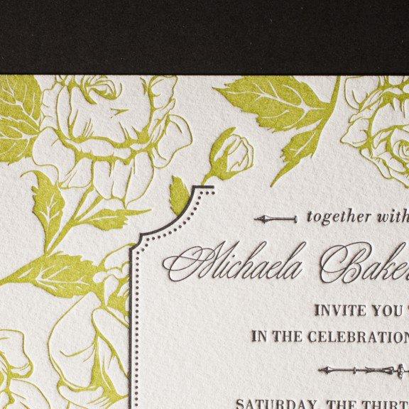 Cotillion Invitations